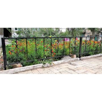 Кованая ограда 4